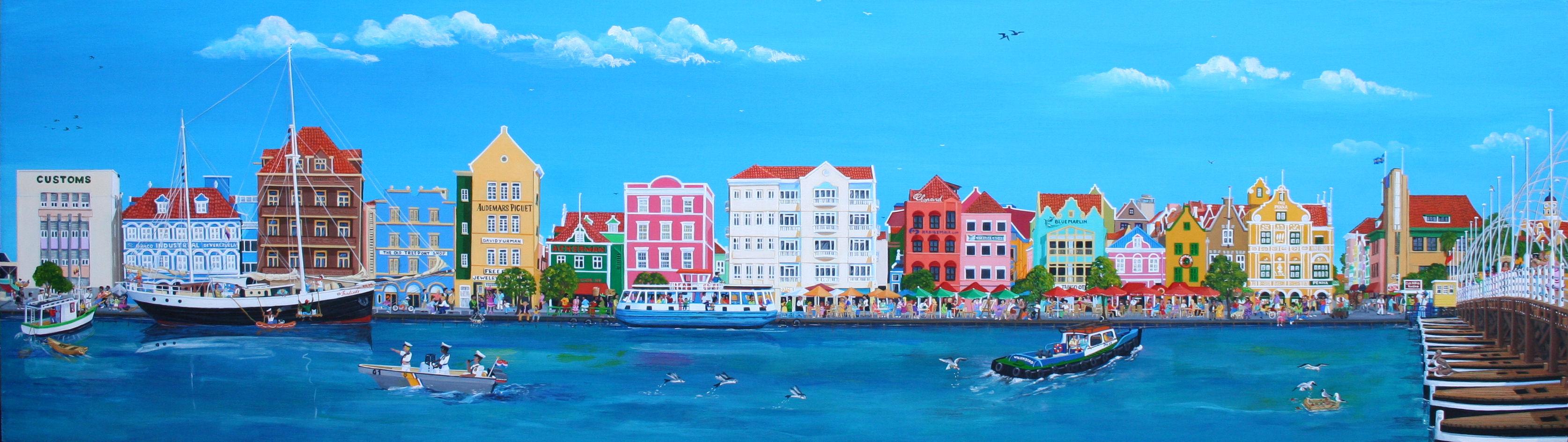 Handelskade Curaçao