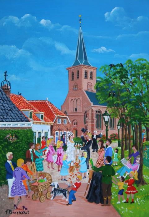 Winkel schilderijen fred breebaart for Schilderijen winkel