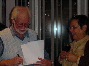 Boekpresentatie Fred 02-12-2004