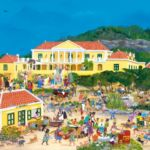 Landhuis Ronde Klip Curaçao